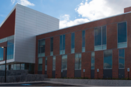 RIT Health & Science Tech Building